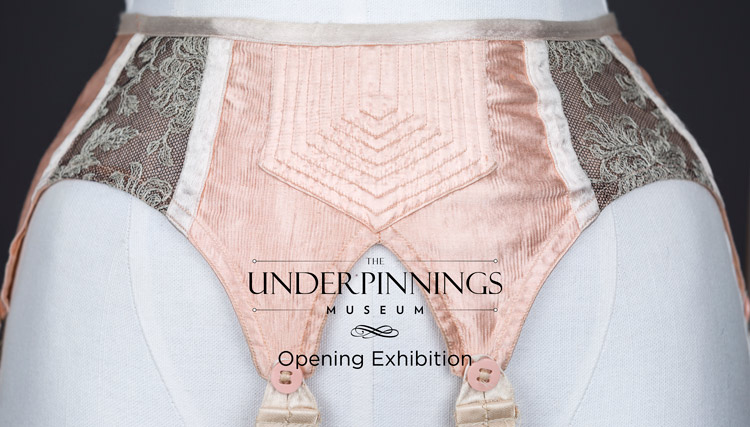 The Underpinnings Museum opening exhibition. Photography by Tigz Rice Studios