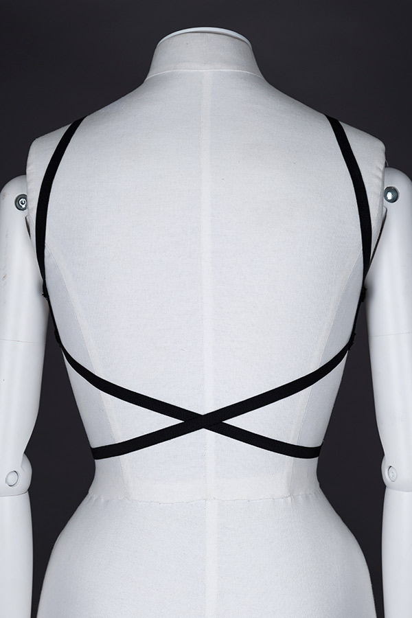 29852868b ... Lace and strappy low-back bra by Formfit Photography by Tigz Rice  Studios The Underpinnings ...