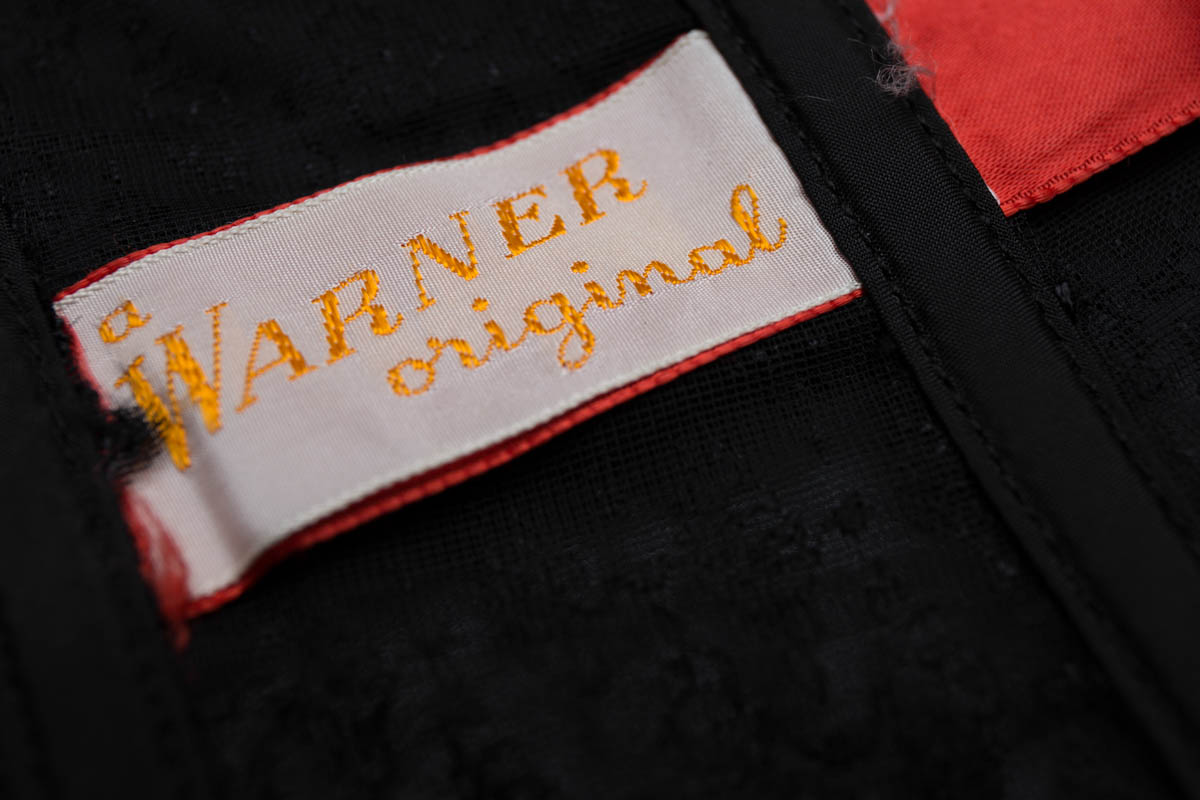 Longline 'Cinch-bra' Merry Widow By Warner, c. 1953 The Underpinnings Museum shot by Tigz Rice Studios 2017