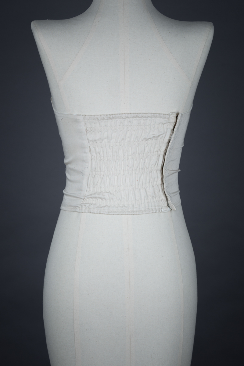 Cotton Sun Top By St. Michael, c. 1960s, UK. The Underpinnings Museum. Photography by Tigz Rice
