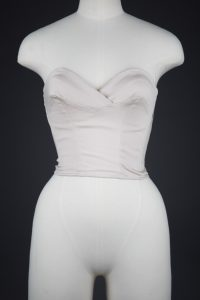 Reproduction Cotton Sun Top By St. Michael, by Mengque Wang. The Underpinnings Museum. Photography by Tigz Rice.