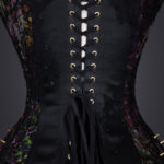 Python Overbust Corset By Sparklewren, c. 2014, United Kingdom. The Underpinnings Museum. Photography by Tigz Rice.