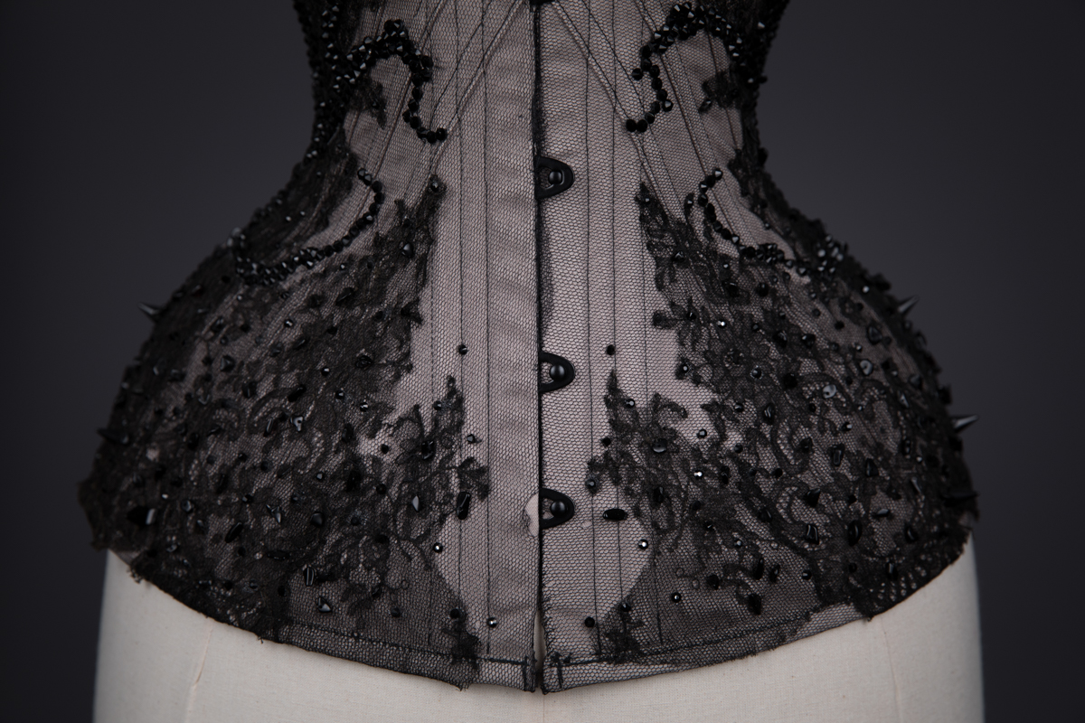 Twig Overbust Corset By Sparklewren, c. 2014, United Kingdom. The Underpinnings Museum. Photography By Tigz Rice.
