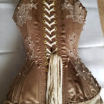 'Truffle' Corset by Sparklewren. Photography by Trish Molder