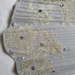 'Pigeon' corset by Sparklewren. Photography by Trish Molder
