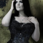 Corset by Karolina Laskowska. Modelled by Lowana O'Shea. Photography by Jenni Hampshire